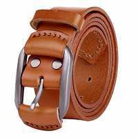 Leather Belts E-Commerce Business